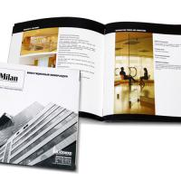 Многостраничная брошюра