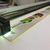 УФ печать на ПВХ пластике